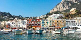 The Island of Capri