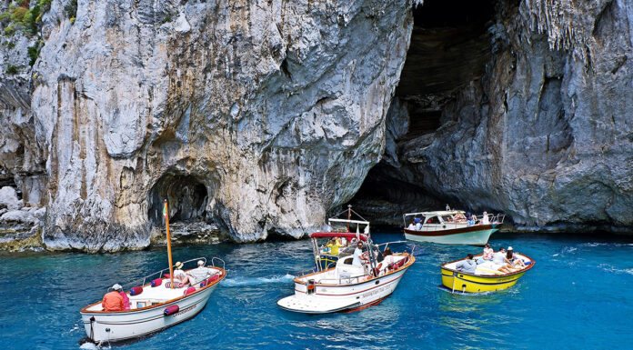 Capri Island - The Mediterranean's Most Appealing and Beautiful Pace